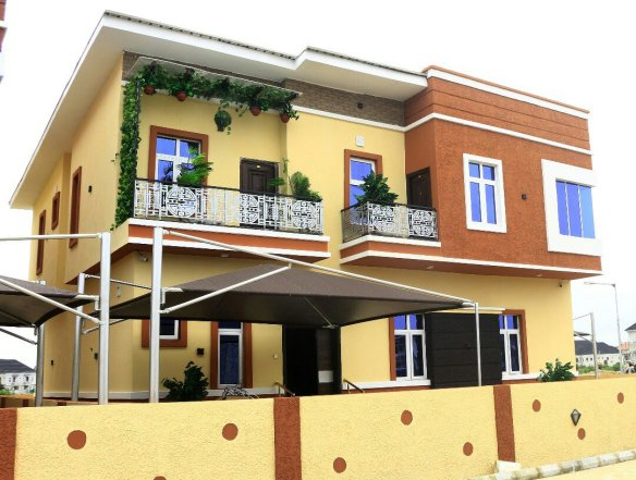 2 UNITS OF NEWLY BUILT 4-BEDROOM SEMI-DETACHED DUPLEX WITH BQ, & 1 on